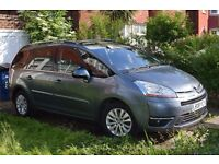 Citroen GRAND C4 PICASSO 2.0 HDi 16v Exclusive EGS 5dr -2008 - 7 seaters