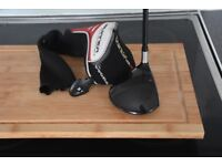 TAYLORMADE SUPERFAST 3 WOOD 15 DEGREES LOFT WITH A REGULAR shaft