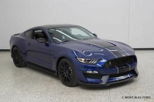 2016 Ford Mustang Shelby 5.2 DOHC V8 526 HP !!!! W/TECH PACK