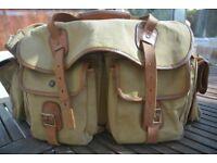 Professional Billingham Camera Bag 550