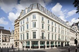 Office Space To Rent - Gresham Street, Bank, London - Flexible Terms