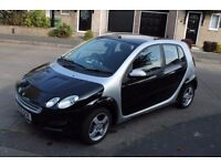 Smart for Four Passion automatic 1.3 petrol