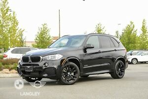 2017 BMW X5 xDrive35i M sport line!! Premium Package Essential!!