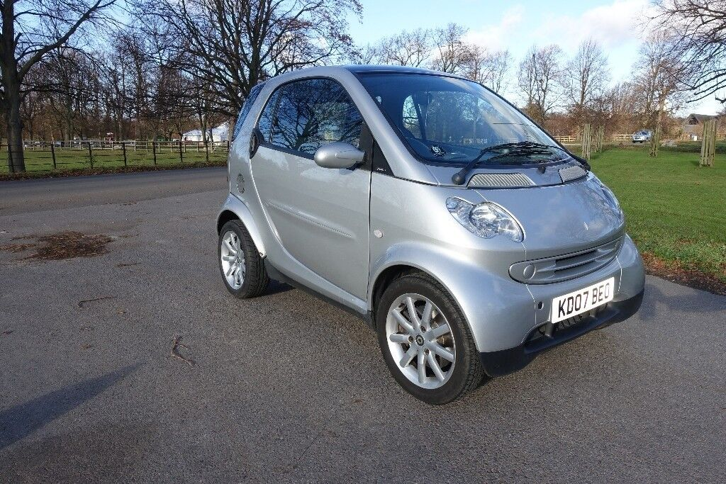 Smart Car Passion City Car 30 Road Tax Low Cost Motoring City
