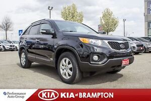 2013 Kia Sorento LX|ALLOYS|BLUETOOTH|SAT RDIO|MP3|KEYLESS|BUCKET