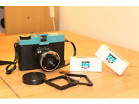Diana F+ 120 medium format camera (inc Free Film)