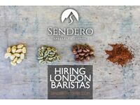 Immediately hiring baristas and kitchen staff - flexible hours