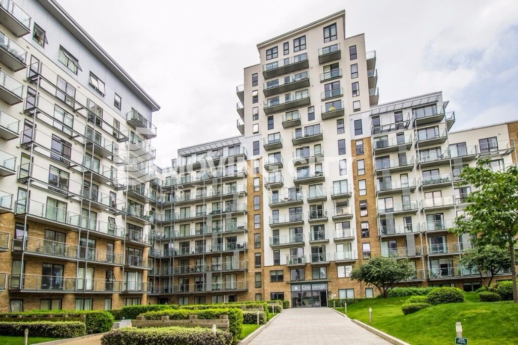 A LUXURY STUDIO APARTMENT TO RENT IN FEW MINS WALK FROM BOW STATION E3 WITH GYM CONCIERGE