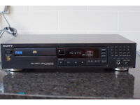 Sony CDP-491 Compact disc player