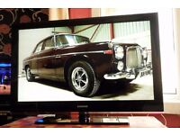 """Samsung 40"""" HD TV 1080p with Freeview"""
