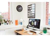 Desk space available in Bristol's Tobacco Factory