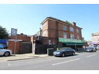 ONE BEDROOM FLAT ABOVE A SHOP IN KENTON. CLOSE TO TRANSPORT AND SHOPS