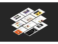 Studio Yoto - Graphic / Web Design Agency