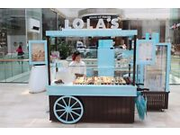 (SPITAFIELDS) LOLA'S CUPCAKES - (full time) - Join our team for a great career !