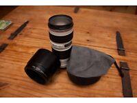 Canon 70-200 F4L