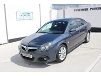 Vauxhall Vectra 1.8 i VVT SRi 5dr £1,995 p/x welcome FSH - Low miles - 2 owners