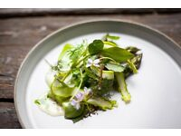 TIMBERYARD chef de partie and commis chef