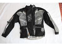 Ladies motorcycle gear