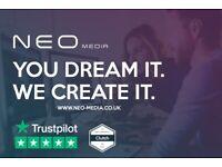 GLASGOW BASED Website Design from £150 | Digital Marketing | Ecommerce | SEO | Branding