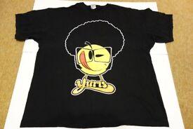 Yums Mens Short Sleeve T Shirt Cotton 2XL