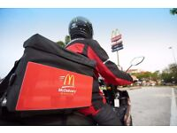 McDonalds, KFC, Burger King - Delivery Business For Sale across UK