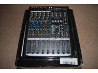 Mackie PRO FX8 V2 Professional Mixer With 32-bit RMFX Effects Processor and USB / Boxed.