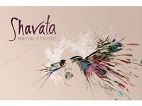 Freelance Graphic Designer - Shavata Brow Studio £20 per hour