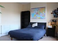 Large bright double room availble NOW , 3 bed house ( flexible move in date )