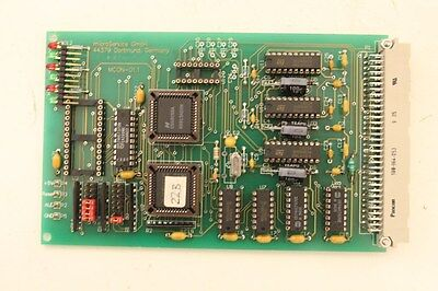 Microservice Gmbh  Mcon-01.0 Board For Egg Princeton Applied Research 273a