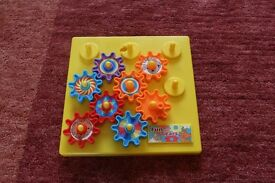 Several young child's toys