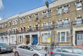 Barons Court Road - elegant one bedroom first floor period conversion flat