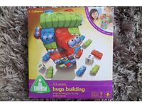 NEW: Bugs Building