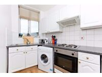 BALHAM HIGH ROAD,SW12 - A TWO BEDROOM SPLIT LEVEL FLAT WITH SEP LIVING ROOM MOMENTS FROM UNDERGROUND