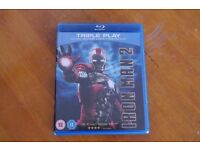IRON MAN 2 SPECIAL EDITION BLU-RAY