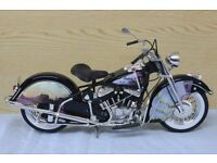 Wanted : Diecast Indian Motorcycle Models 1:6 scale. Guiloy, New Ray, etc