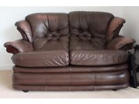 Three-Piece Suite - 2 x Two Seater and 1 Single Recliner