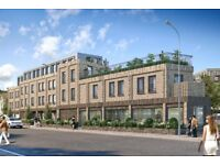 Brand new 9 stylish two bedroom apartments with terrace or balcony by Catford Station SE6