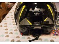 LS2 CONVERTECH MOTORCYCLE HELMET