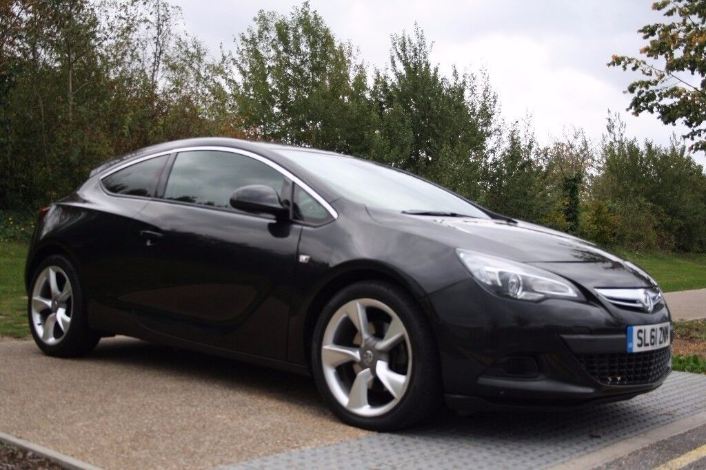 2011 Vauxhall Astra Gtc 2.0 CDTi 16v SRi 3dr (start/stop) LOW MILEAGE, DIESEL, WARRANTY, PX WELCOME