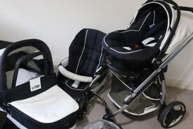 Large sized travel system not bugaboo, Cosatto, silvercross Special Edition