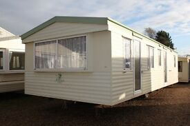 static caravan for sale, free uk delivery 32x12 perfect size for a self builder