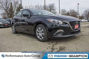 2014 Mazda MAZDA3 GX-SKY|BLUETOOTH|KEYLESS|A/C