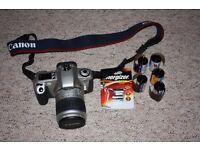 Canon EOS 300 camera