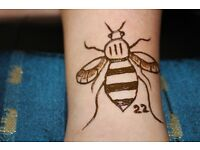 The Manchester Bee Henna Tattoo - Henna Artist Based In Manchester