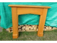 fire surround for a electric fire