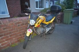 Honda CB125F Ideal Learner Bike. 1 owner from New. Open to sensible Offers.