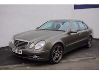 57 Mercedes E320 Cdi sport auto***One former owner***Top Spec**3 months warranty,px welcome