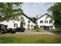 Beautiful property in South West France with 650 m2 living space set in a vibrant village