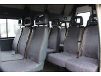 LDV Convoy Seats -Low mileage van