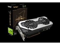 Palit GeForce® GTX 1080 Super JetStream
